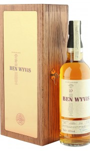 Ben Wyvis 1965 37 Year Old, The Last Casks Final Bottling with Case