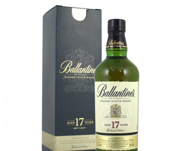 Ballantine's 17 Year Old Blended Whisky